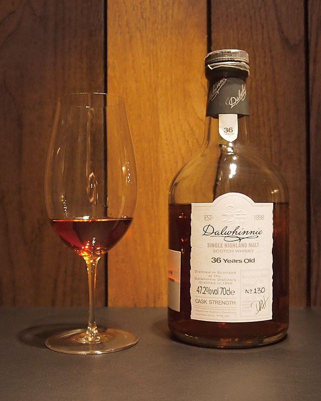 Dalwhinnie 36Years Old 47.2% Cask Strength