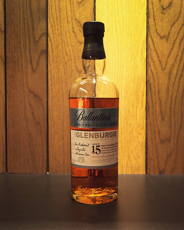 Ballantine`s GLENBURGIE 15years